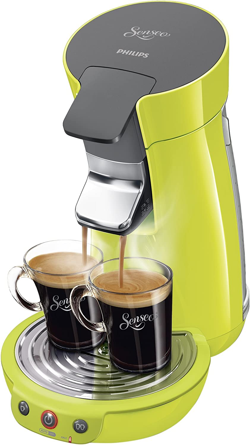 Philips HD7825/10 Senseo Viva Café United Colours - Cafetera, color verde lima: Amazon.es: Hogar
