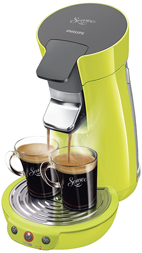 Philips HD7825/10 Senseo Viva Café United Colours - Cafetera, color verde lima
