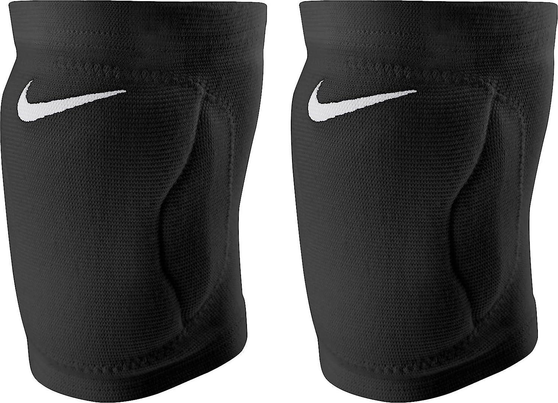 detalles para liberar información sobre ventas calientes Amazon.com: Nike Streak – Rodillera de voleibol, negro, M/ L ...