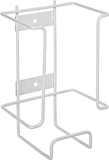 Heathrow Scientific Steel Wire Disposable Glove Box Holder, 1 Box Capacity, 140mm Width x
