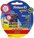 Pelikan Griffix 4001 - Recambios de tinta