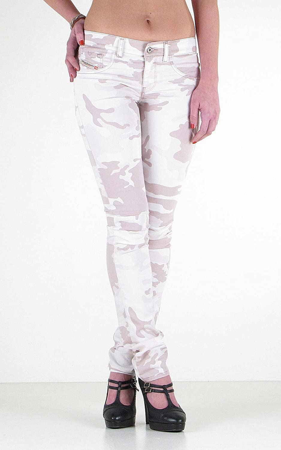 Diesel Jeans Jeggings Livier -SP ,Slim Skinny Denim 003M6