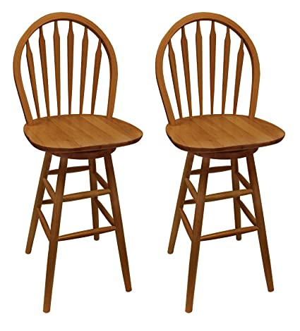 Astounding Amazon Com The Furniture Cove 2 New Counter Height 24 Seat Onthecornerstone Fun Painted Chair Ideas Images Onthecornerstoneorg