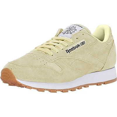 Reebok Men's Classic Lthr Pastels Fashion Sneaker   Shoes