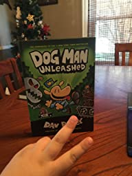Dog Man Unleashed (Dog Man #2): From the Creator of Captain Underpants: Dav Pilkey