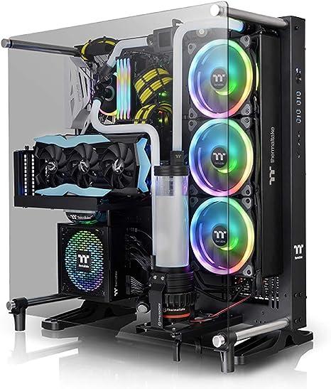 Thermaltake HOUSING Core P5 CA-1E7-00M1WN-05 (ATX, Micro ATX, Mini ITX; Black Color): Thermaltak: Amazon.es: Informática