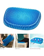 iMustbuy Pain Relief Seat Cushion Breathable Support Seat Absorbs Pressure Points for Tailbone & Back Pain Honeycomb Design Suitable for All…