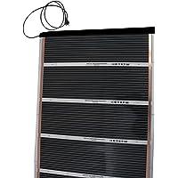 Rexva 200 Cm'lik Otomatik Termostatlı Halı Altı Isıtıcı Karbon Film (200x200)