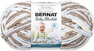 Bernat Baby Blanket Big Ball Little Cosmos