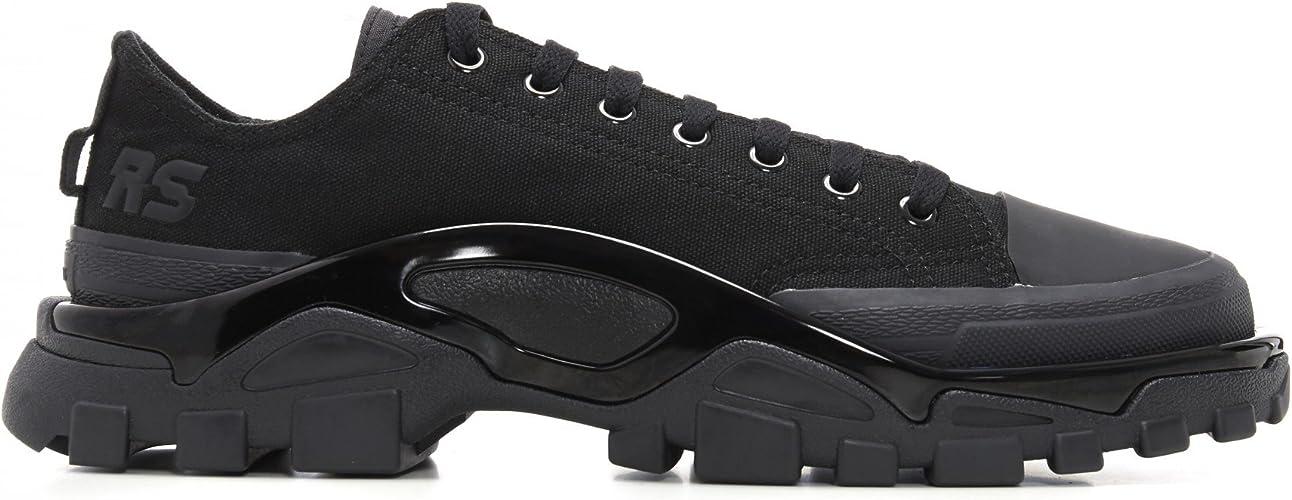 adidas by RAF Simons Men's RAF Simons New Runner Core Black