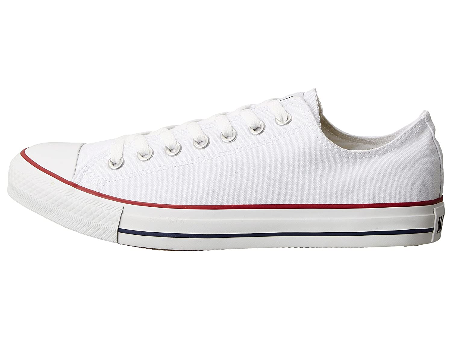 Converse Chuck Taylor All Star Speciality Hi, Sneaker in knalligen Leinwand Unisex Erwachsene Optical-white