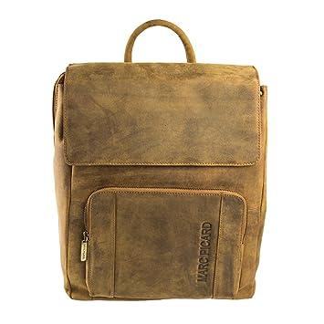 ad6e49c9e8c19 Marc Picard handgearbeitete sehr großer Hunter Lederrucksack Größe XL  Laptop Rucksack bis 15