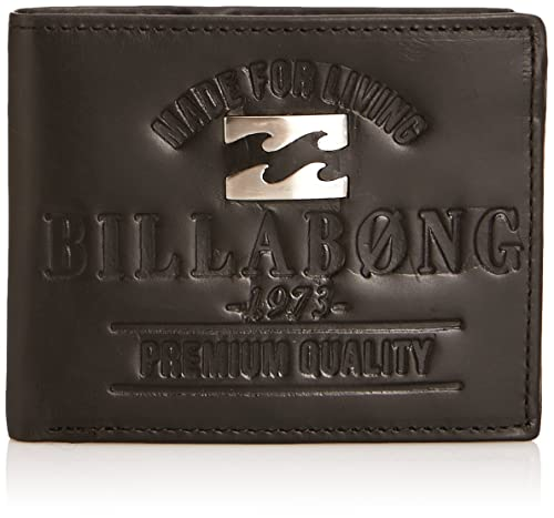 Billabong Boston - Cartera para hombre, color Black, talla Talla única: Amazon.es: Zapatos y complementos