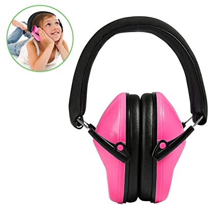 at Party Concert Fireworks Blue Noise Cancelling Ear Muffs Hearing Protectors for Age 6 Months to 14 Years ProCase Kids Ear Defenders Autism Headphones for Children Boys Toddler Baby