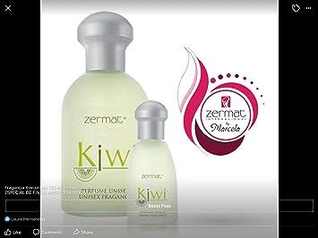 Zermat Perfum Unisex Kiwi Classic, Perfume para Dama y Caballero