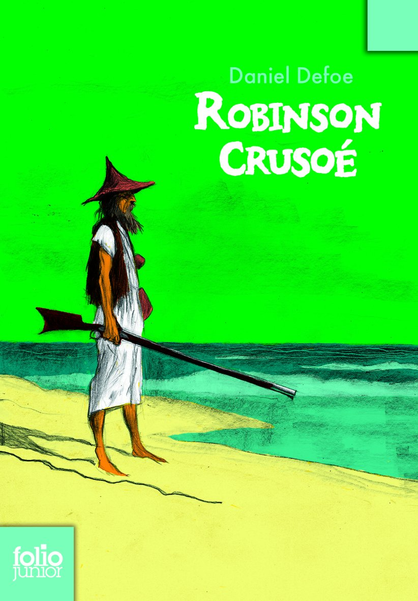Download Robinson Crusoe (Folio Junior) (French Edition) pdf epub