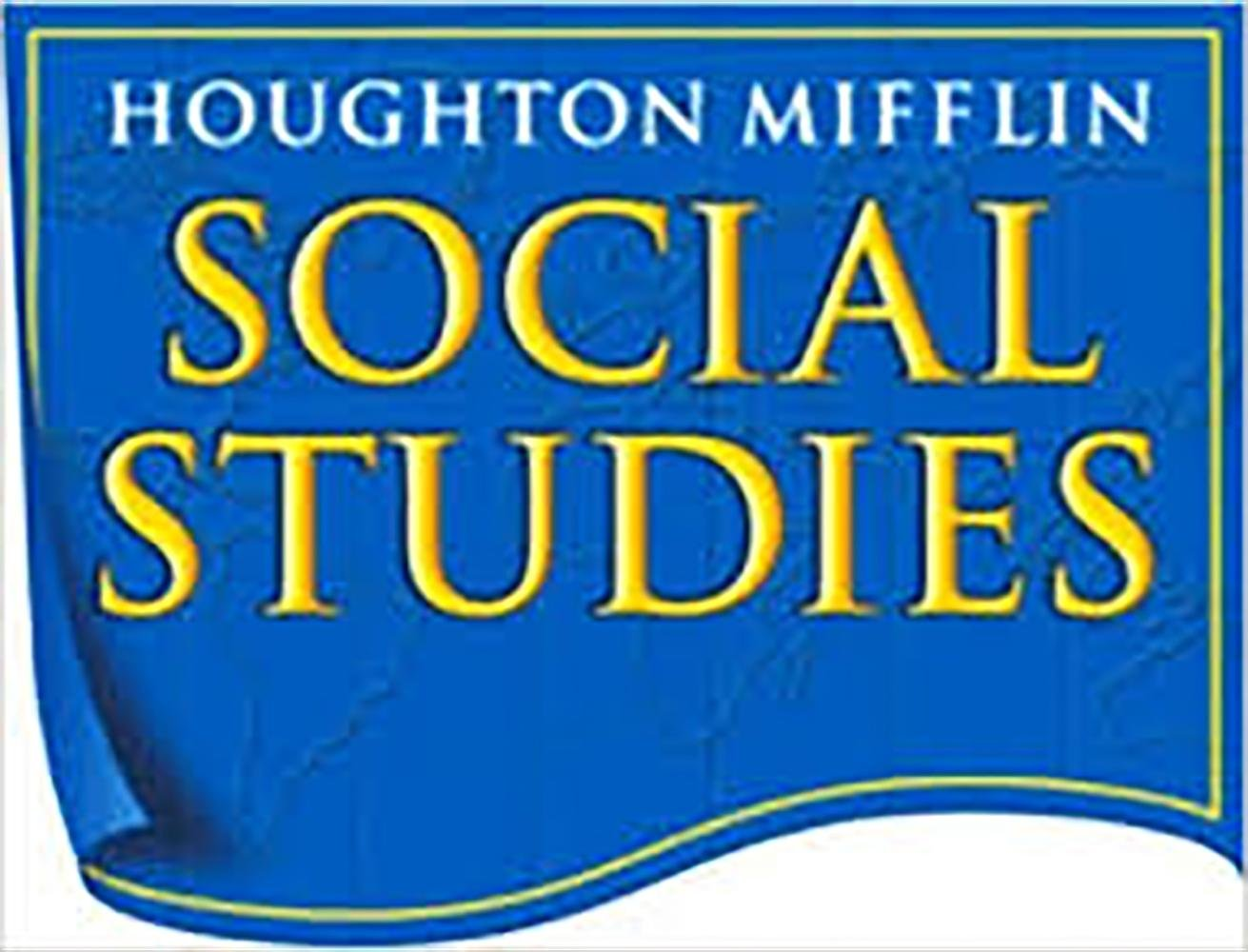 Houghton Mifflin Social Studies: Audio CD-ROM Package Level 4