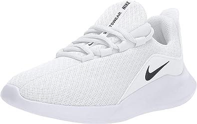 Hierbas Maniobra Reunión  NIKE Viale, Zapatillas de Running para Mujer, Blanco White Black 100, 37  1/2 EU: Amazon.es: Zapatos y complementos