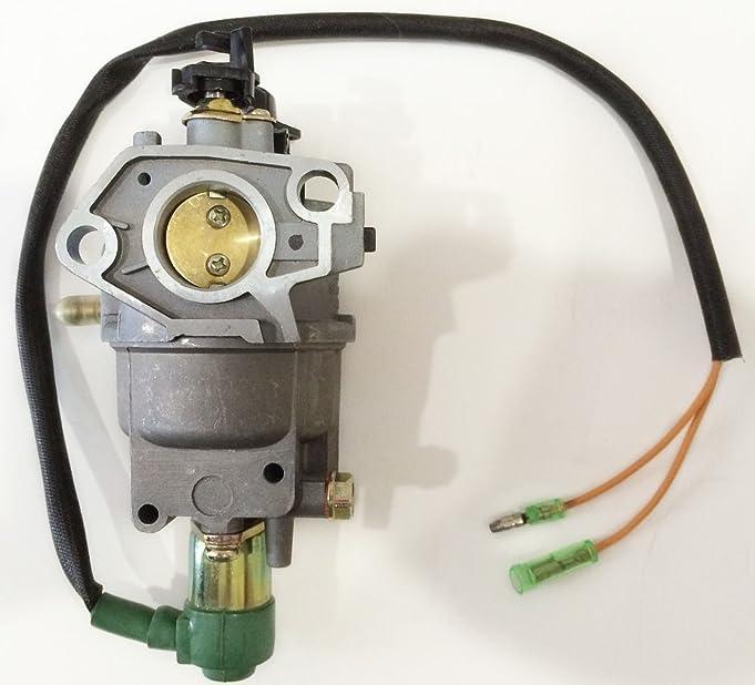 PROPANE NATURAL GAS GENERATOR CONVERSION KIT 68525 68530 HARBOR FREIGHT PREDATOR