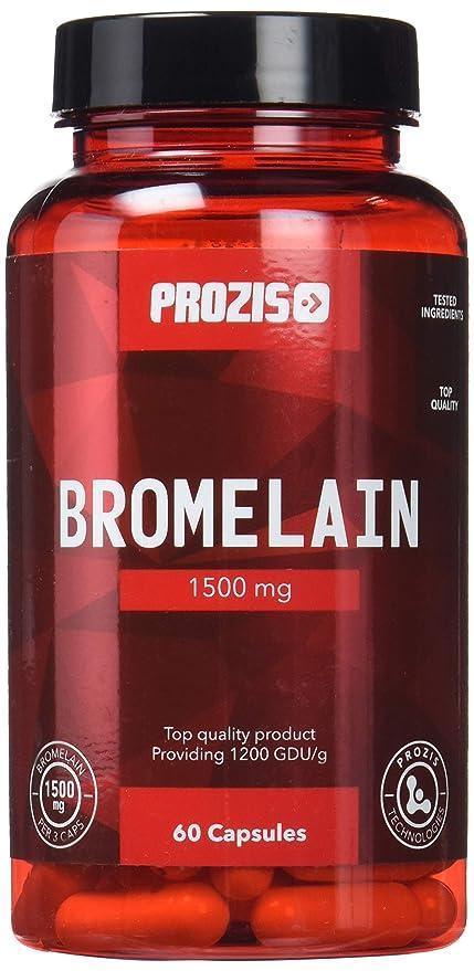 Prozis Bromelain - 60 Cápsulas