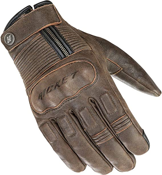 Joe Rocket Men's Briton Motorcycle Glove (Brown