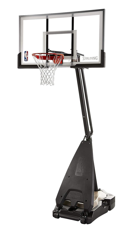 Spalding NBA Hybrid Portable Basketball Hoop
