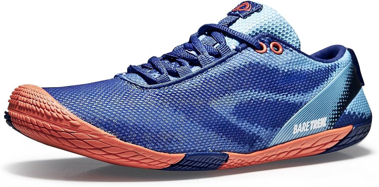TSLA BK30 / BK40 / A104 / A102 Zapatillas Minimalistas para Correr, para Hombre, (B-tf-bk30-bo), 43 EU: Amazon.es: Zapatos y complementos