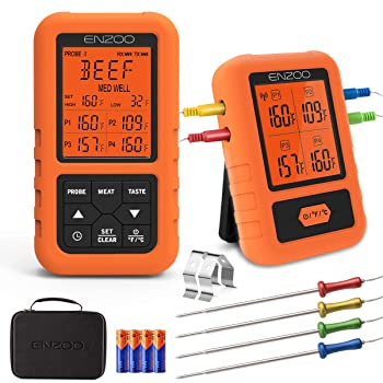Cadence ENZOO Wireless Meat Thermometer