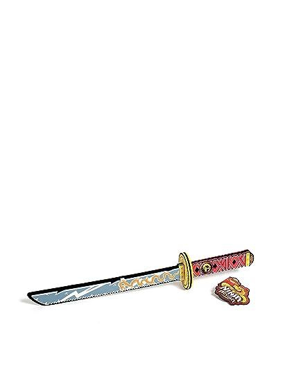 Giro Espada de Foam Ninja Roja: Amazon.es: Juguetes y juegos
