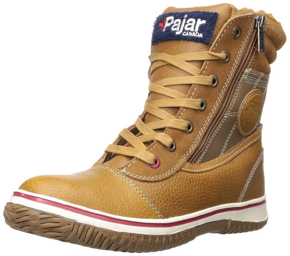 Cognac Pajar Men's Trooper Snow Boots