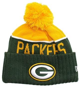 9877b4c3e2b60 New Era Knit Hats Nfl Green Bay Packers Green