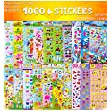 Airbin 1000-Piece Sticker Set