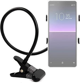 DURAGADGET Soporte de Cuello de Cisne Compatible con Smartphone ...
