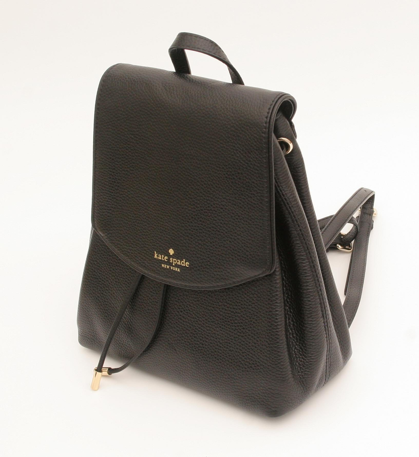 Kate Spade New York Mulberry Street Small Breezy Leather Backpack by Kate Spade New York (Image #2)