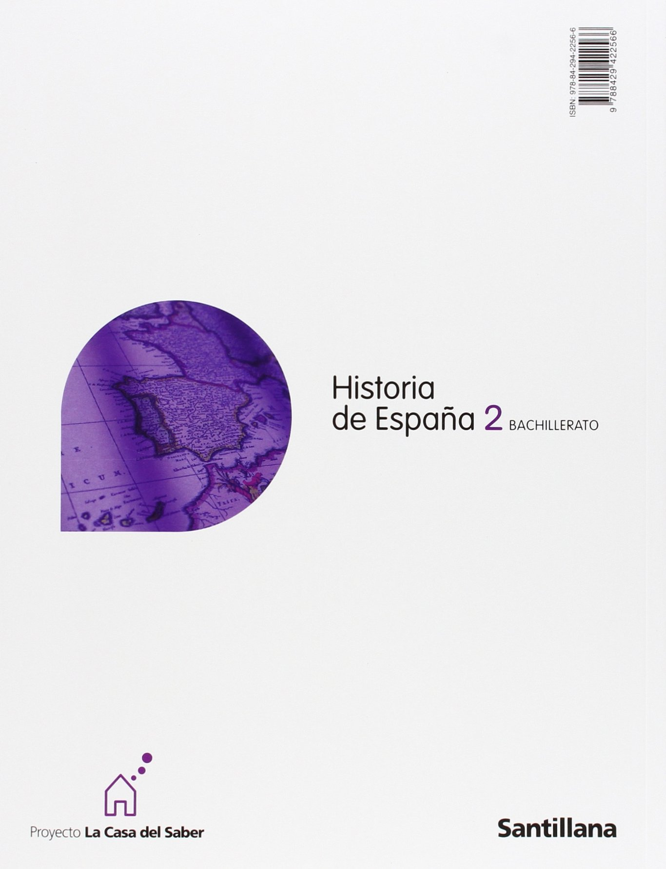 Historia de España La Rioja 2 Bachillerato La Casa Del Saber - 9788429494860: Amazon.es: Aa.Vv.: Libros
