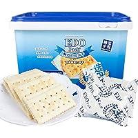 EDO Pack苏打饼干芝麻味罐装518g