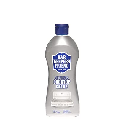 3. Bar Keepers Friend Multipurpose Cooktop Cleaner