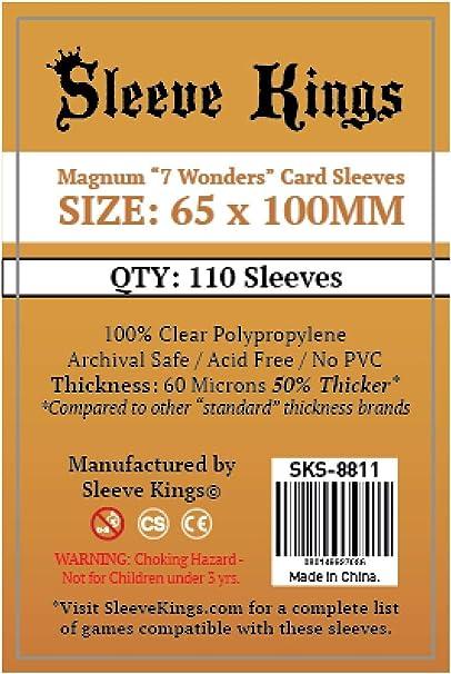 Fundas Premium Sleeve Kings 56x87 mm