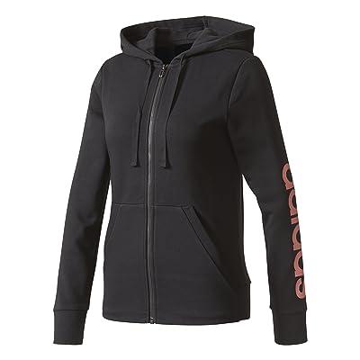Adidas Essentials Linear Hoodie Veste à capuche