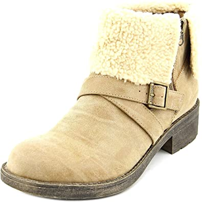 Tobie Heirloom Womens Ankle Boots
