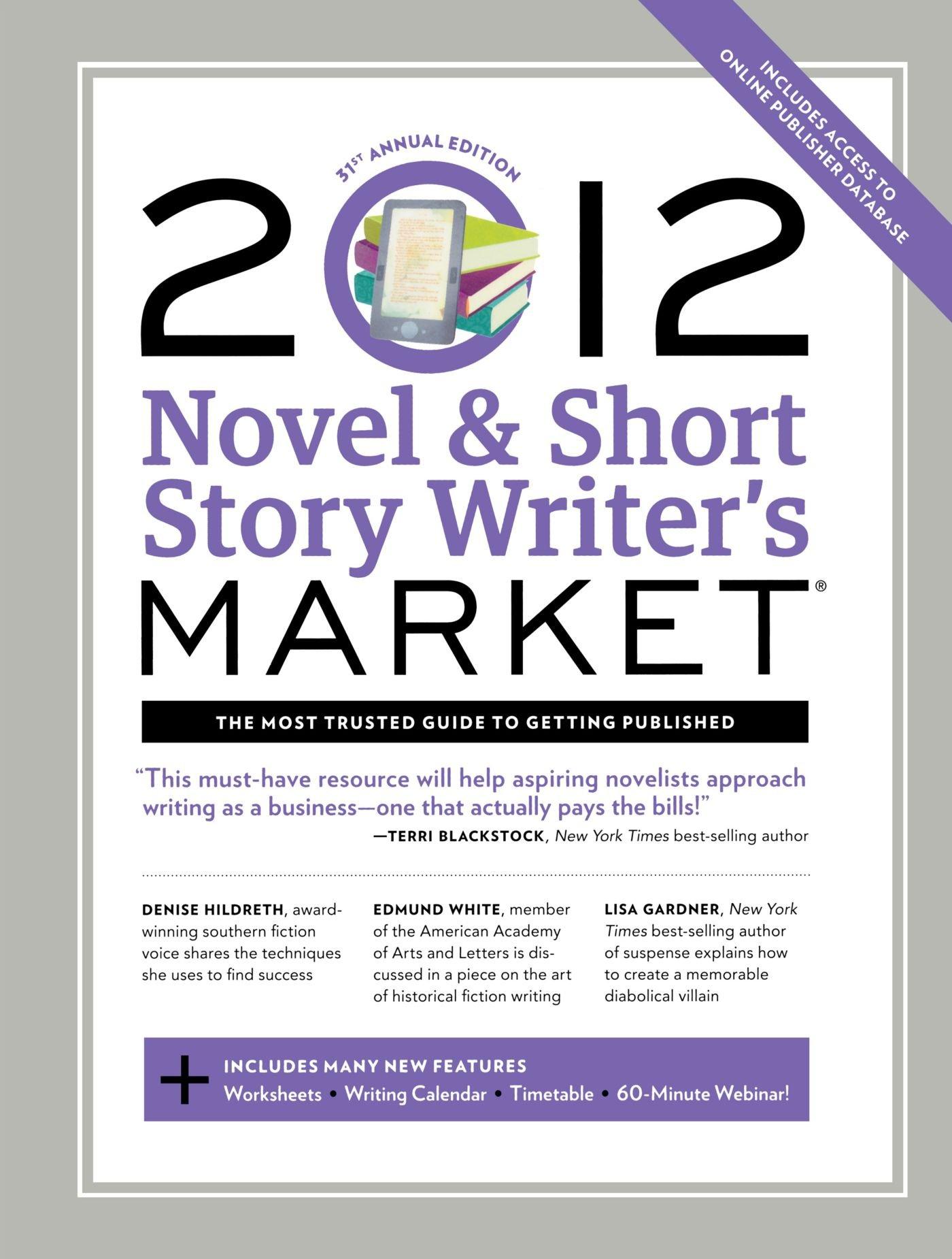 2012 Novel & Short Story Writers Market Writers Digest Market Books: Amazon.es: Haley, Adria: Libros en idiomas extranjeros