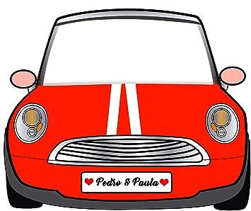 Tu Fiesta Mola Mazo Photocall Coche Mini 120x100cm|Divertido y económico|Detalle de Boda, cumpleaños o comunión| Personalizable