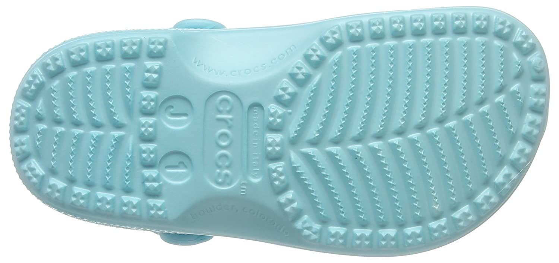 Crocs Classic Clog Kids, Sabot Unisex-Bambini Blu Blu Blu (Ice Blue) f42753