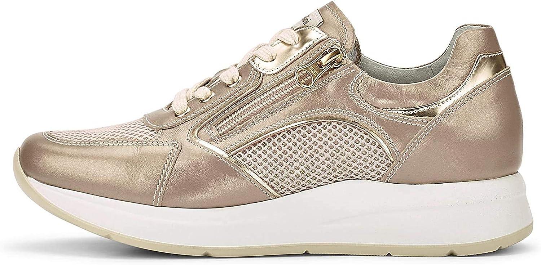 NERO GIARDINI Paradise PERL. Scarpa Donna Sneakers E010471D