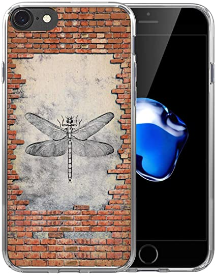 iphone 8 dragonfly case