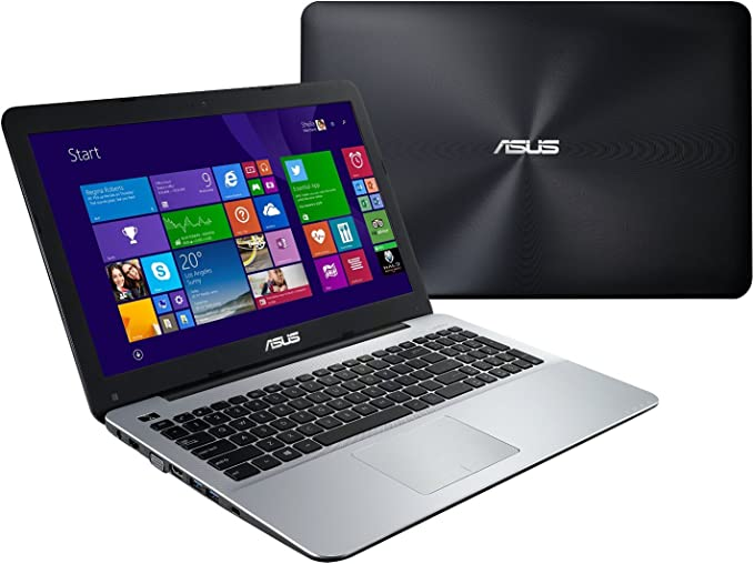 Asus X555LA 15.6-inch Laptop (5th Gen i3, 6GB Memory, 500GB Hard Drive, DVD±RW/CD-RW, HD Webcam, Windows 8.1 64-bit)