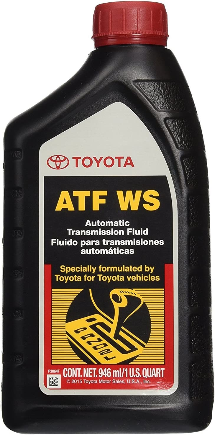 Scion Automatic Transmission Fluid ATF World Standard OEM NEW! 2 Quarts Toyota
