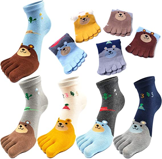 5 Paar Sommer Baby Mädchen Jungen Socken Kinder Baumwolle Casual Mesh