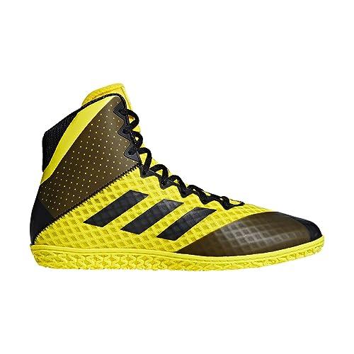 17b202fa Amazon.com | adidas Mat Wizard 4 Wrestling Shoes - Mens | Fashion ...