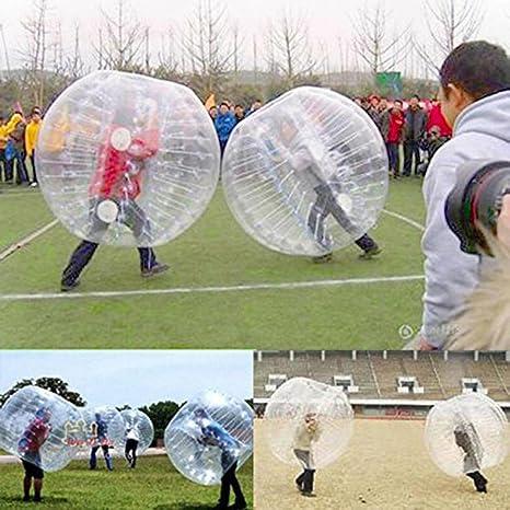 Voberry® 1,2 m Zorb balón de fútbol hinchable de parachoques ...